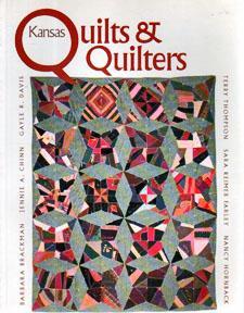 Kansas Quilts and Quilters: BRACKMAN, Barbara Jennie