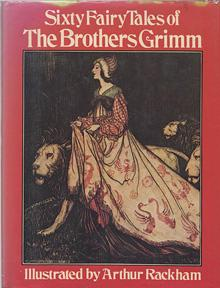Sixty Fairy Tales of the Brothers Grimm,: GRIMM, Wilhelm and