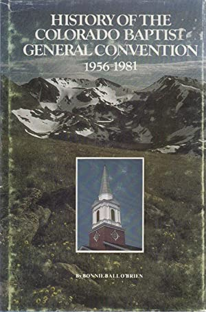History of the Colorado Baptist General Convention, 1956-1981: OÕBRIEN, Bonnie Ball