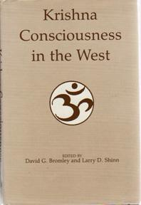Krishna Consciousness in the West,