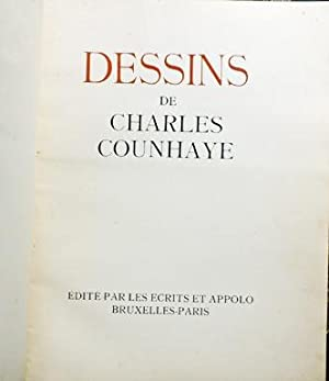 Dessins de Charles Counhaye: COUNHAYE Charles/Robert Puttemans (intro)
