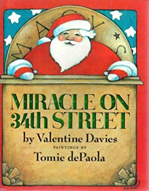 Miracle on 34th Street: DAVIES, Valentine with