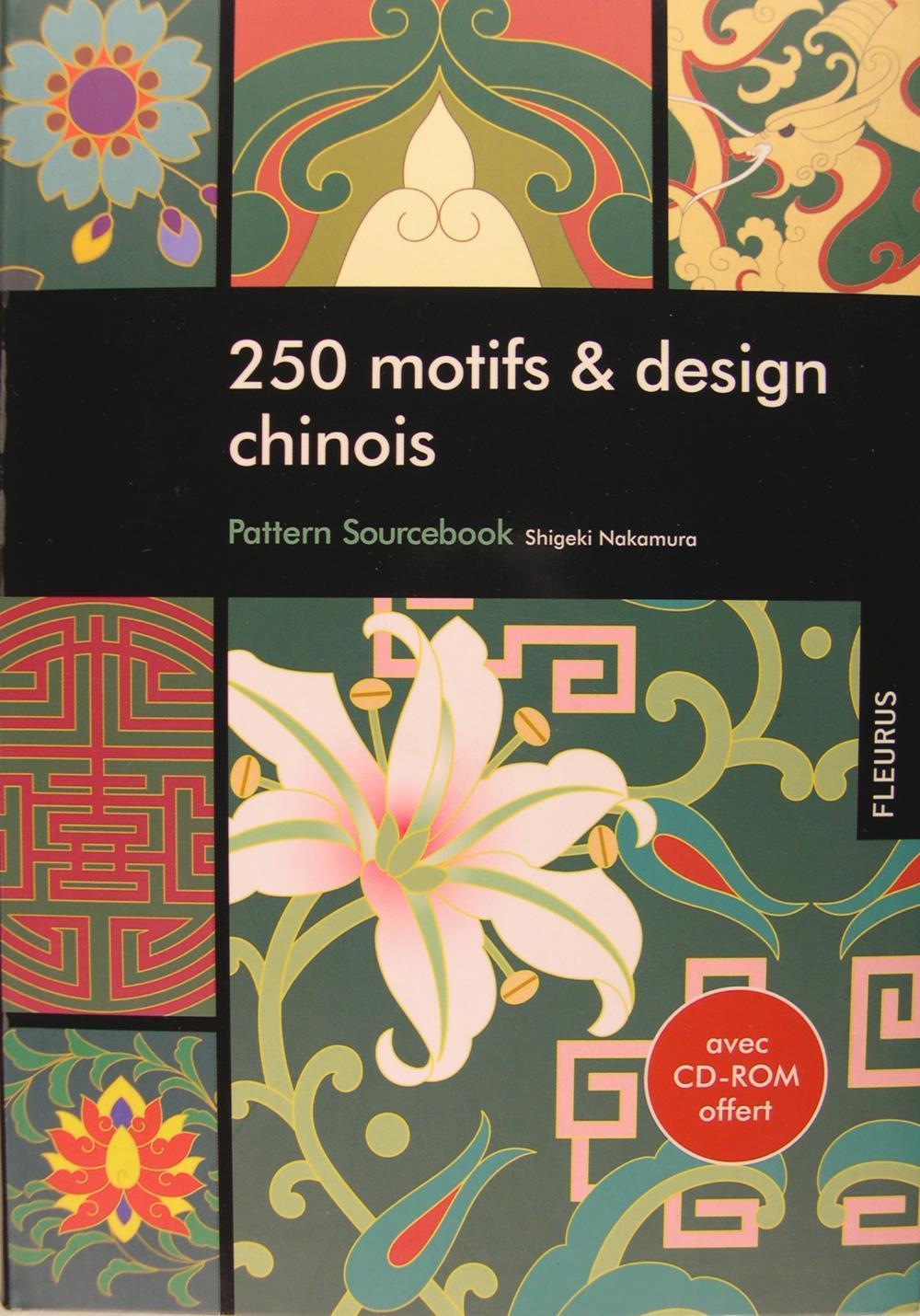250 Motifs Design Chinois