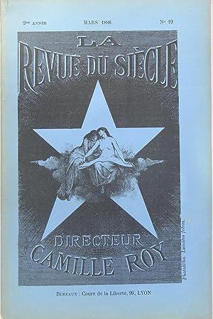 La revue du siècle - n°10 -: Revue) ROY Camille