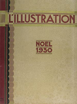 L'ILLUSTRATION - Noël 1930
