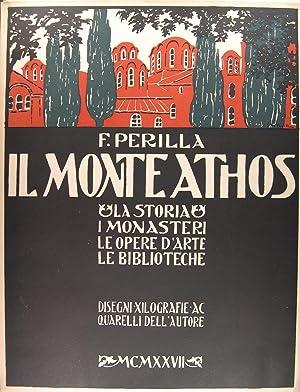 Il Monte Athos - La storia, i: F. Perilla