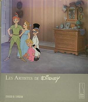 Les artistes de Disney: Walt Disney)
