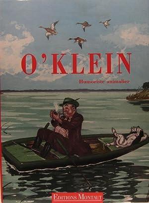 O'Klein, humoriste animalier: MONTAUT Denis