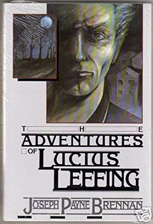 THE ADVENTURE OF LUCIUS LEFFING: BRENNAN, JOSEPH P.