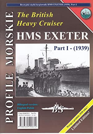 Profile Morskie 111 - The British Heavy: Brzezinski, Slawomir