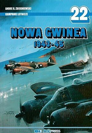 Kampanie Lotnicze 22 - Nowa Gwinea 1943-45: Andre Zbiegniewski