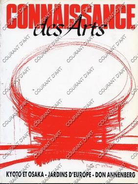 CONNAISSANCE DES ARTS. N°472. JUIN 1991, MIRACLE: PAR GARY TINTEROW,