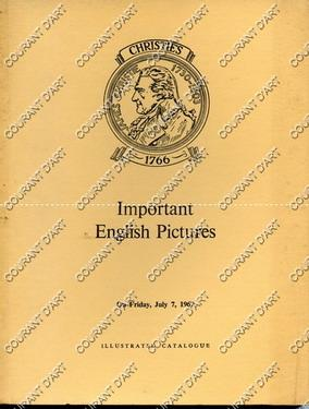 IMPORTANT ENGLISH PICTURES. [ WILLIAM HOGARTH. MERCIER.: KING STREET. ST