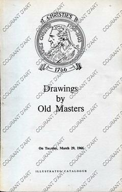 DRAWINGS BY OLD MASTERS. [ GUARDI. RICCI.: KING STREET. ST