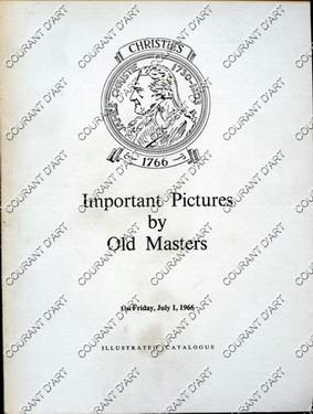 IMPORTANT PICTURES BY OLD MASTERS. [ JOLI.: KING STREET. ST