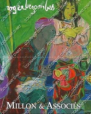 DE L'ART DE ROGER BEZOMBES. 1913-1994. 14/04/2008.: DROUOT RICHELIEU. SALLE