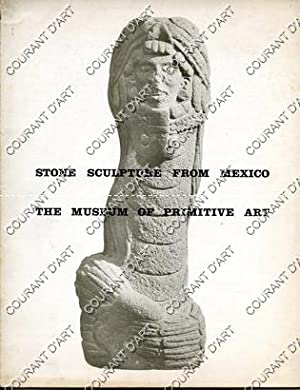 STONE SCULPTURE FROM MEXICO. THE MUSEUM OF PRIMITIVE ART. SUMMER 1959. (Weight= 269 grams)