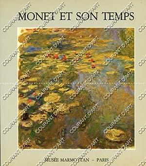 MONET ET SON TEMPS : LA DONATION: PAR MARIANNE DELAFOND