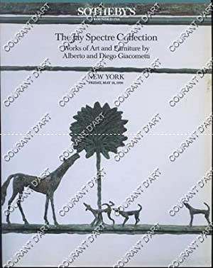 THE JAY SPECTRE COLLECTION. WORKS OF ART