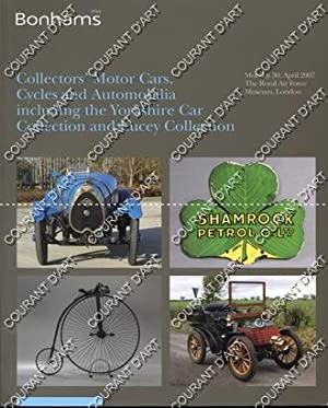 COLLECTOR'S MOTORS CARS, CYCLES AND AUTOMOBILIA INCLUDING: ROYAL AIR FORCE