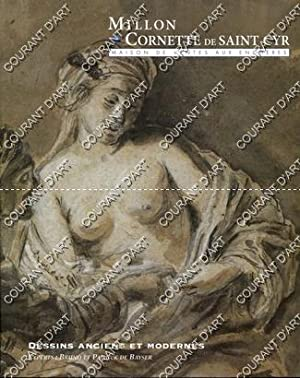 DESSINS ANCIENS ET MODERNES. [CONFORTINI. HONTHORST. LE BON PATEL. RADEMACKER. MAESTRI. SERVANDON...