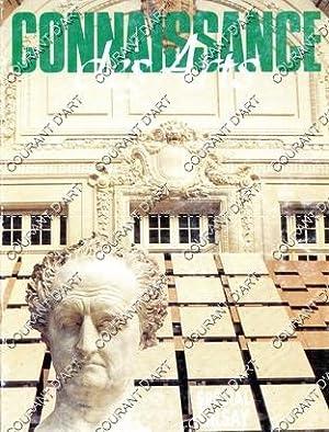 CONNAISSANCE DES ARTS. N°418. DECEMBRE 1986. DOSSIER: PAR RAOUL ERGMANN.