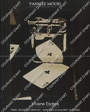 PHOTOGRAPHIES. LOTS 100 - 146. PHOTOGRAPHIES MODERNISTES.: DROUOT RICHELIEU. SALLE