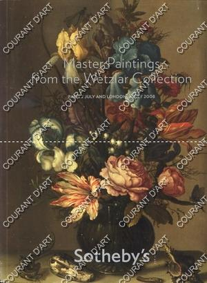 MASTER PAINTINGS FROM THE WETZLAR COLLECTION. [JOOS