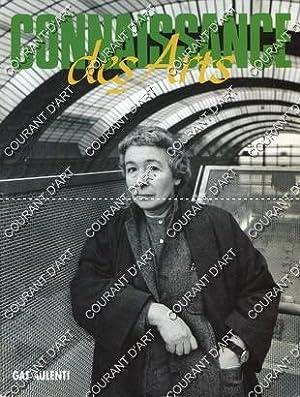 CONNAISSANCE DES ARTS. N° 411. MAI 1986.: PAR JAMES STEVENS