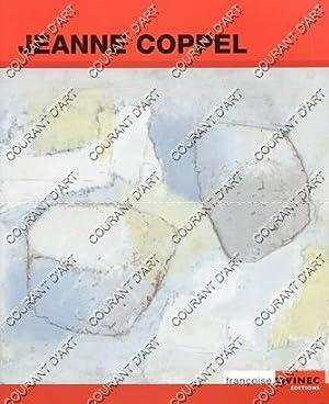 """JEANNE COPPEL. . EXPOSITION """"100 ANS DE: PAR SYLVIE LECOQ-RAMOND"""