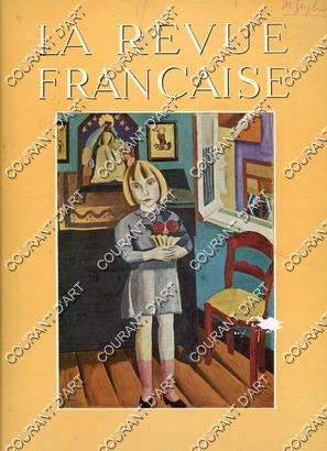 LA REVUE FRANCAISE DE L'ELITE EUROPEENNE. N°119.: PAR FRANCINE-CLAIRE LEGRAND.