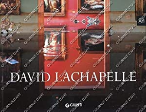 DAVID LACHAPELLE. RETROSPECTIVE. LA MONNAIE DE PARIS. 06/02/2009-31/05/2009. (Weight= 3062 grams)