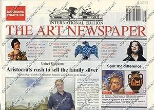 THE ART NEWPAPER. INTERNATIONAL EDITION. UMBERTO ALLEMANDI: PAR EMILY SHARP.