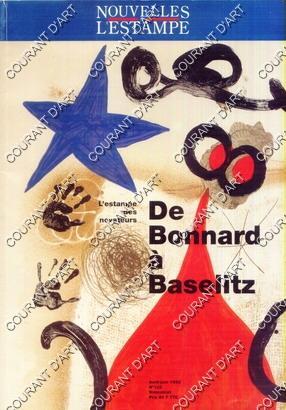 NOUVELLES DE L'ESTAMPES. AVRIL-JUIN 1992. N°122. BIMESTRIEL.: PAR FRANCOISE WOIMANT,