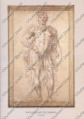 DESSINS Français DU XVIE AU XXE SIECLE. FRENCH DRAWING FROM THE 15TH TO THE 20TH CENTURY. 29/03/2...