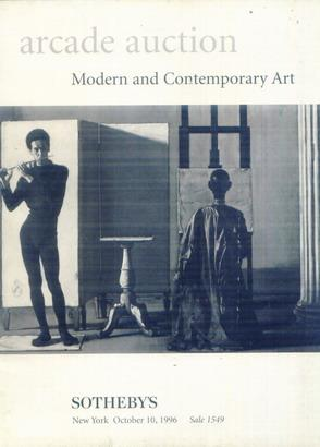 MODERN AND CONTEMPORARY ART. PAINTINGS. DRAWINGS AND