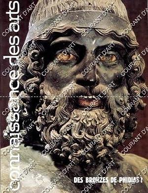 CONNAISSANCE DES ARTS. N°355. SEPTEMBRE 1981. KITAJ.: PAR M. PEPPIATT.
