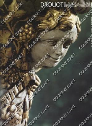 HORLOGERIE XVIIE SIECLE. IVOIRES. MOBILIER LOUIS XIV.: DROUOT MONTAIGNE