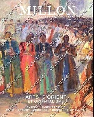 ARTS D'ORIENT ET ORIENTALISME. [ THEODORE FRERE.: DROUOT