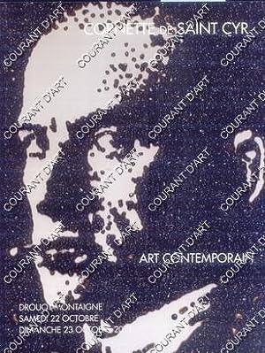ART CONTEMPORAIN. [ ALFRED MANESSIER. GEORGES MATHIEU.: DROUOT-MONTAIGNE