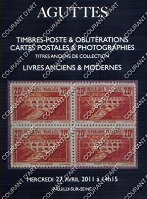 TIMBRES-POSTE & OBLITERATIONS. CARTES POSTALES & PHOTOGRAPHIES. TIMBRES ANCIENS DE COLLECTION. LI...
