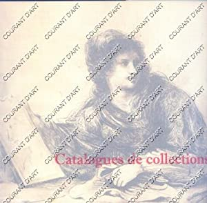 CATALOGUES DE COLLECTION. UNE COLLECTION DE CATALOGUES. LE MARCHE DE L'ART PARISIEN A TRAVERS LES...