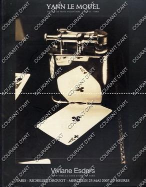PHOTOGRAPHIES. [BAYER. STANKOWSKI. RENGER-PATZSCH. ELI LOTAR. ERREL.: DROUOT RICHELIEU. SALLE
