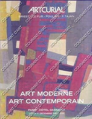 ART MODERNE. ART CONTEMPORAIN. COLLECTION D'UN AMATEUR: HOTEL DASSAULT
