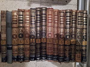 Set of 14 VOL. Brockhaus and Efron: Brockhaus and Efron