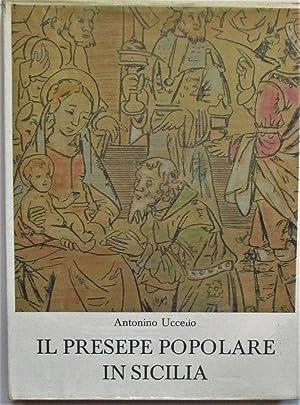 IL PRESEPE POPOLARE IN SICILIA.: Uccello Antonino