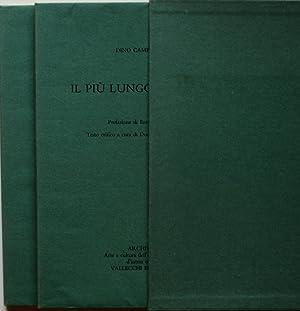 Il più lungo giorno. Riproduzione anastatica e: CAMPANA DINO (1885-1932)