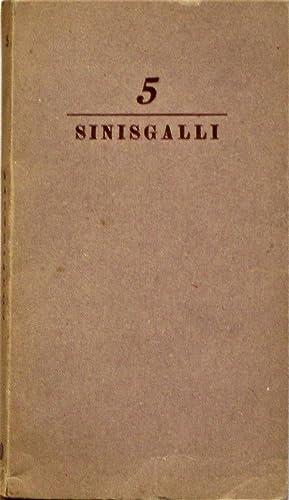Horror vacui. (Prose).: SINISGALLI LEONARDO (1908-81)