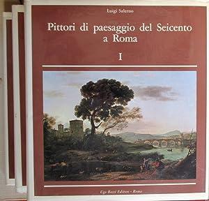 PITTORI DI PAESAGGIO DEL SEICENTO A ROMA: Salerno Luigi