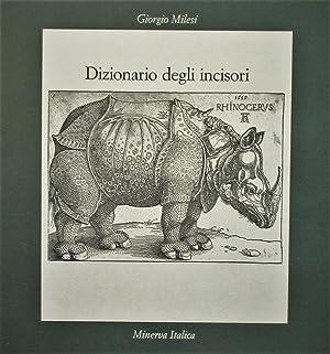 DIZIONARIO DEGLI INCISORI.: Milesi Giorgio